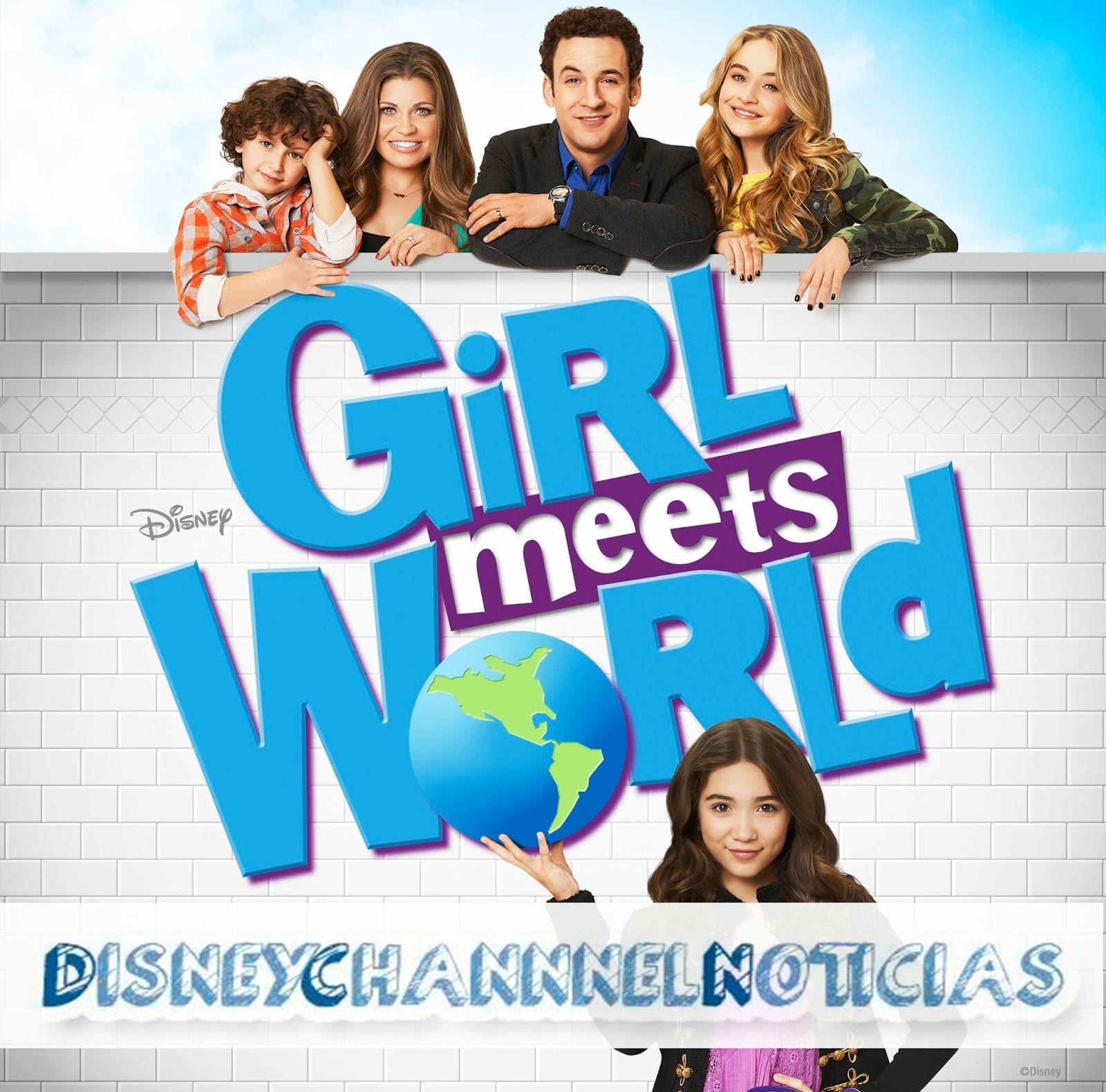 Garota Conhece o Mundo 1° Temporada Dublado