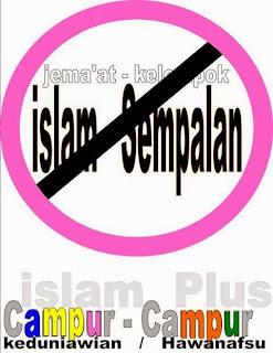 Bukan Islam Sempadan