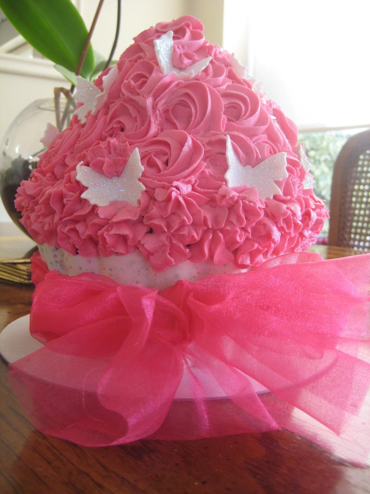Giant Cupcake Cake Sainsbury S