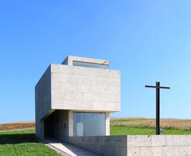 Architekt Hattingen sacred space contemporary sacred architecture