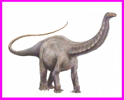 Apatosaurus : Dinosaurios del mundo