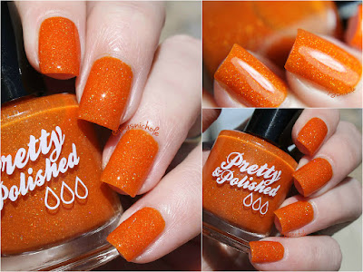 Pretty & Polished Tequila Sunrise by Bedlam Beauty