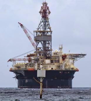 Industri Hulu Migas- Rig laut