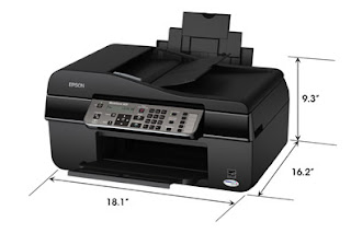 Epson Workforce 320 All-in-one Printer Driver