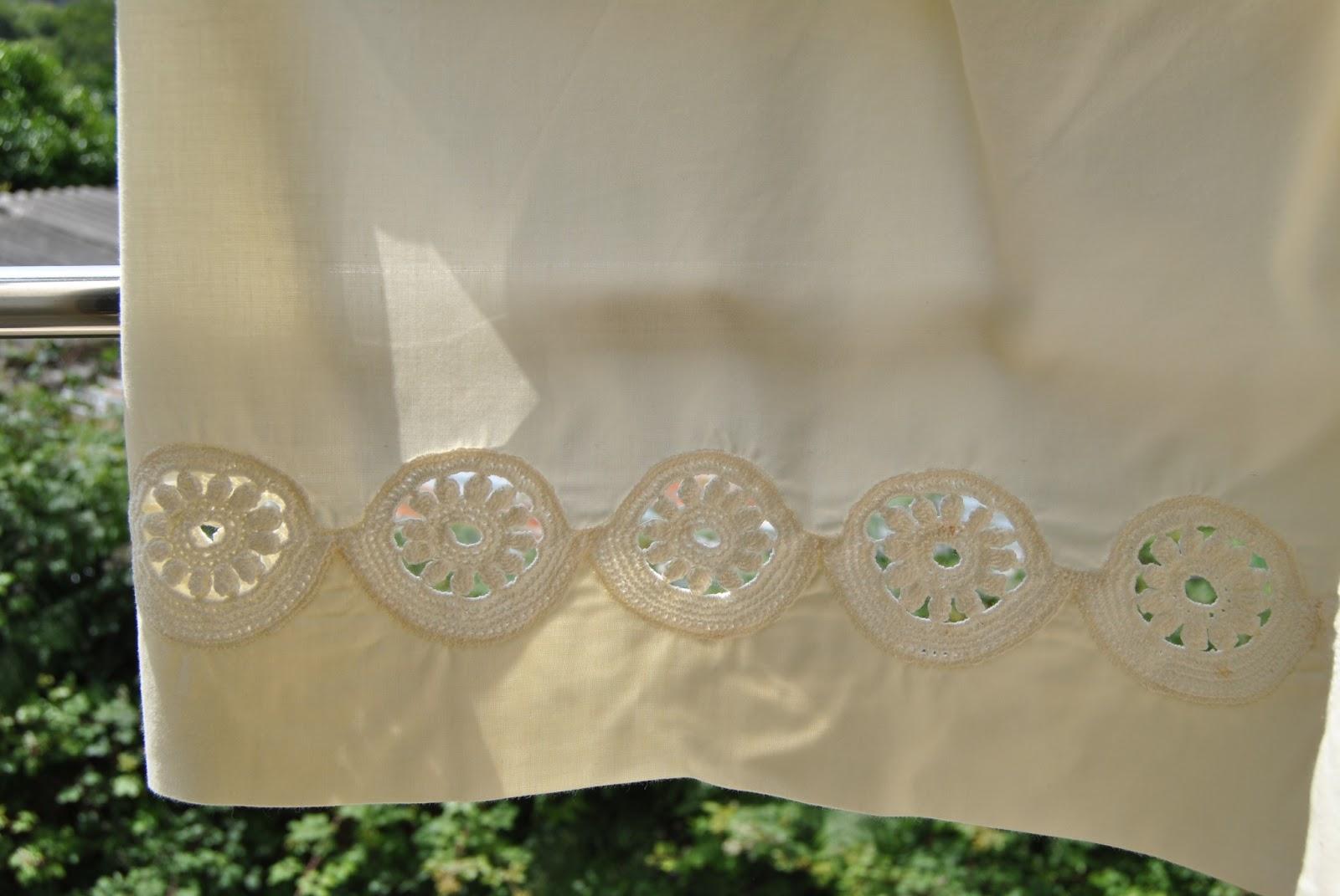 Crochet handmade en estos d as de verano que mejor que - Manteles de lino ...