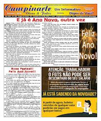 Campinarte Dicas e Fatos / Edição 256 / Dez. 2018