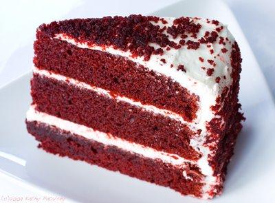 "... .: Торт ""Красный Бархат"" или Red Velvet Cake"