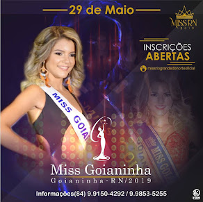 Miss Goianinha 2019