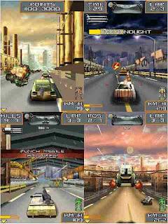 Death Race java games