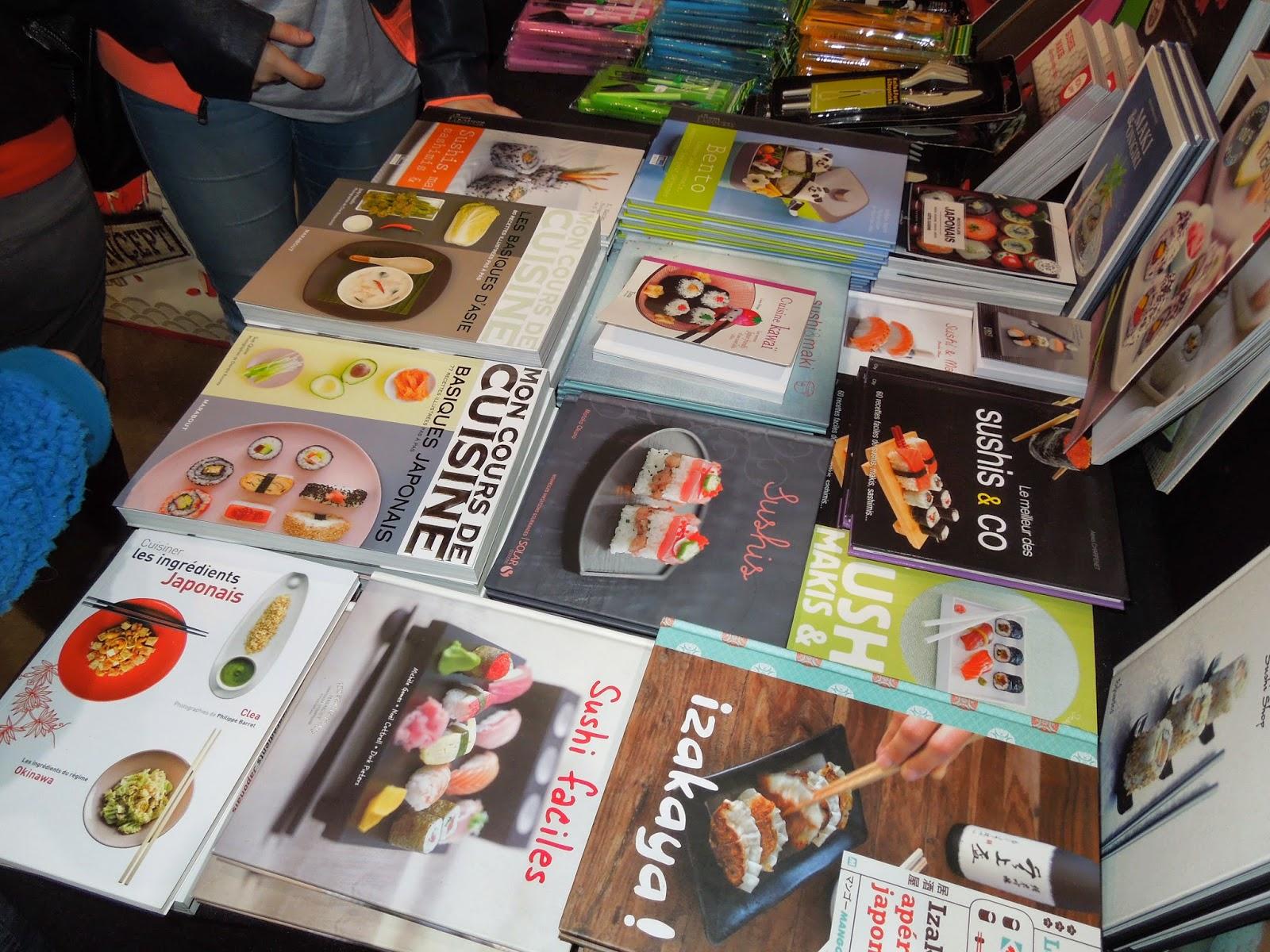 Ambre ses jeux son chat et ses vernis made in asia en - Livre de cuisine asiatique ...