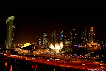 Malam di Singapura