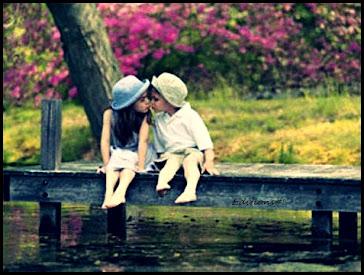 Desde el día en que te conocí, me enamore de ti.
