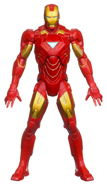 Iron Man For Orion Man on youtube avengers cartoons