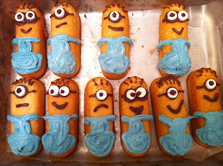 Despicable Me Minion Twinkies