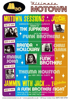 Ultimate Motown Sessions, 2009