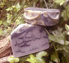 Black Rose handmade artisan soap
