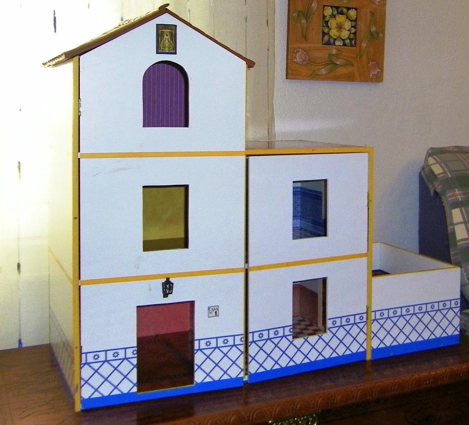 Cosas para compartir casa andaluza for Casa andaluza