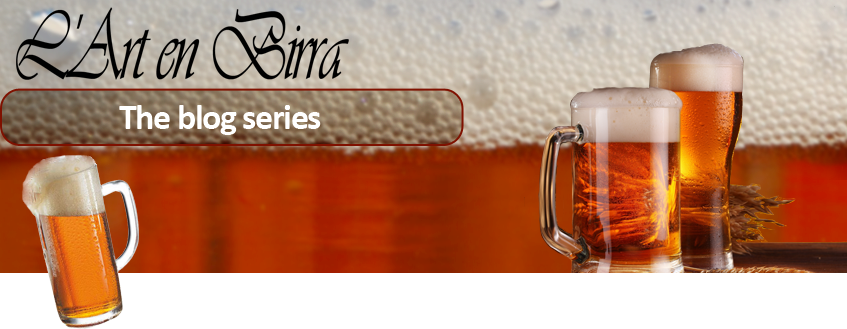 L'Art en Birra: The Blog Series