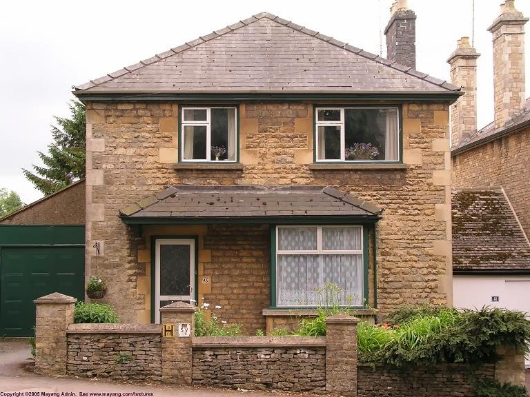 Fachadas de piedra frentes de casas con piedras - Casas con fachadas de piedra ...