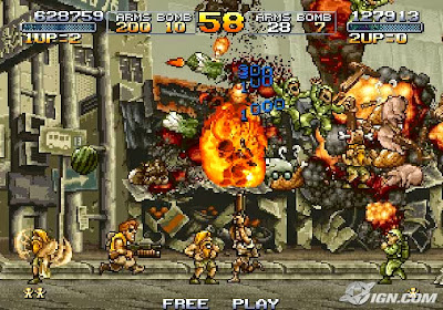 Metal Slug PC Game Collections Full Version Download