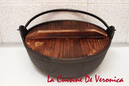 La Cuisine De Veronica 日式鑄鐵鍋