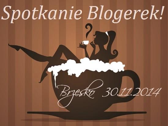 Spotkanie blogerek w Brzesku 30.11.2014