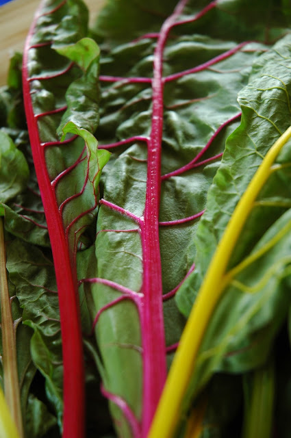 swiss chard iron