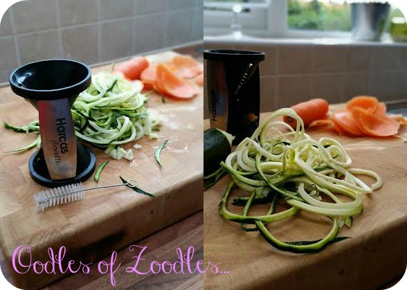 harcas florette spiralizer giveaway my general life