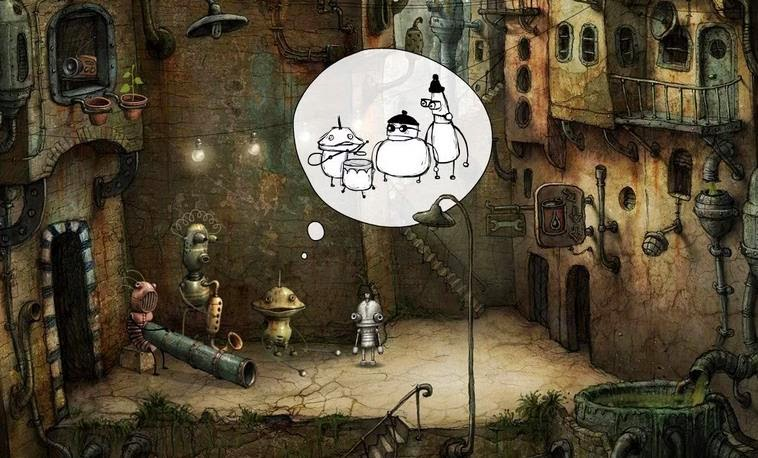Download APK Machinarium 2