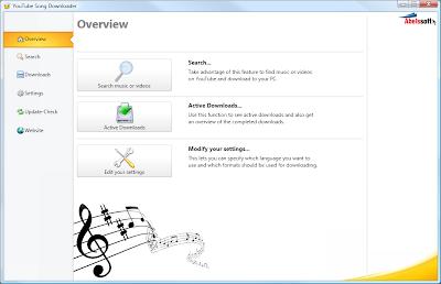 Abelssoft - YouTube Song Downloader Plus 2014