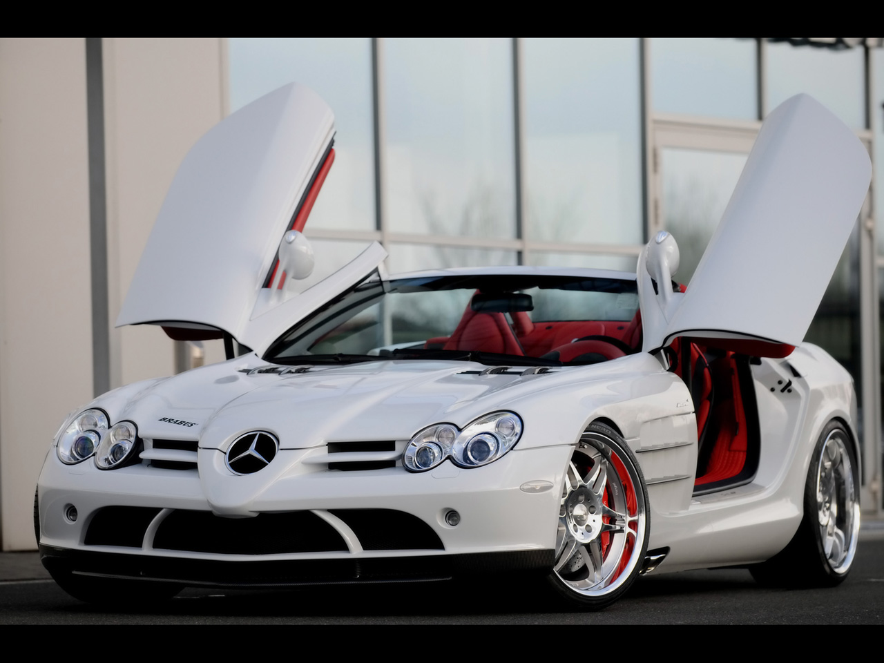 Mercedes slr mclaren world of cars for Autos mercedes benz