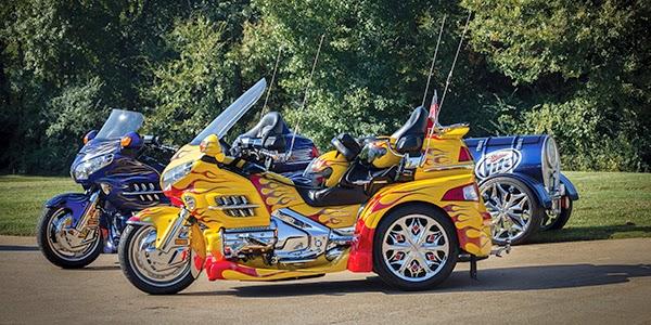 American motorcycle design motor trike for Motor trike troup texas