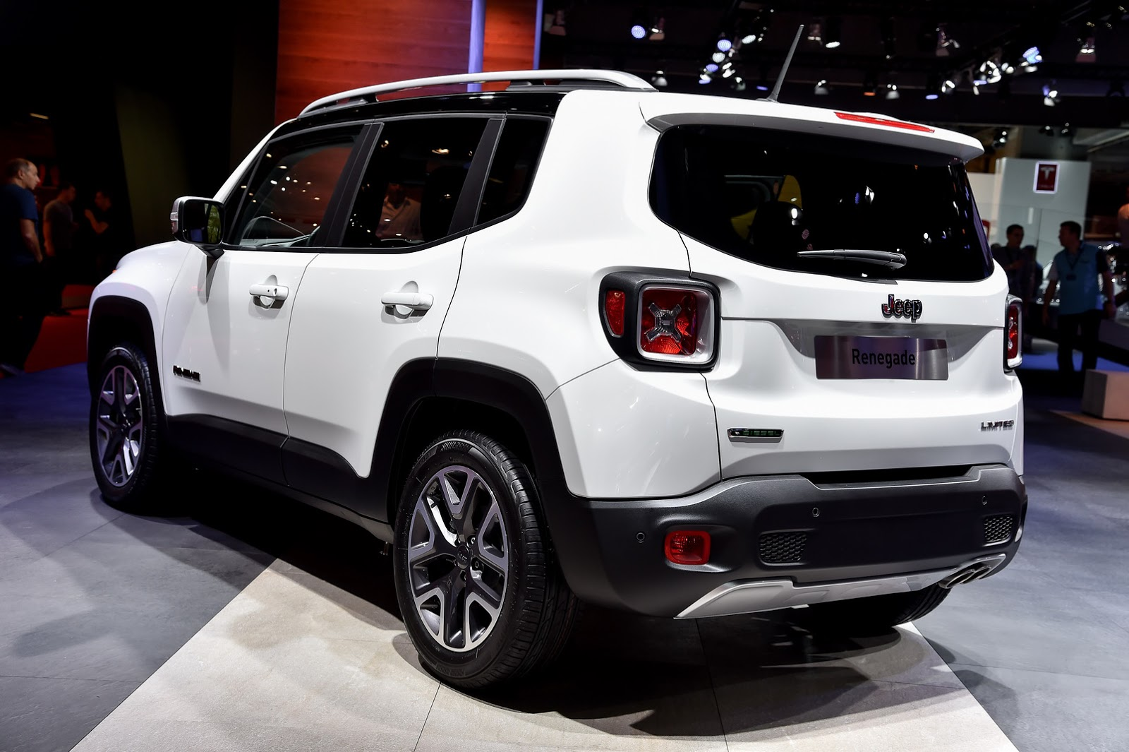 New Jeep Renegade Starts From 163 16 995 In The Uk