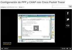 Configuracion PPP y CHAP con Cisco Packet Tracer