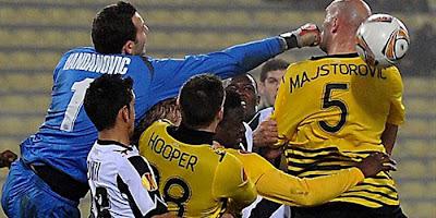 Udinese 1 - 1 Celtic (2)