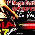 1° MEGA FESTIVAL GOSPEL !!!!!