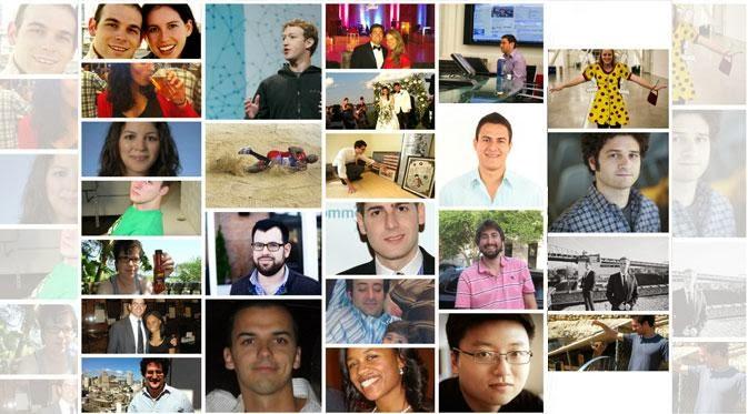 Ini Dia 25 Orang Pemilik Pertama Akun Facebook