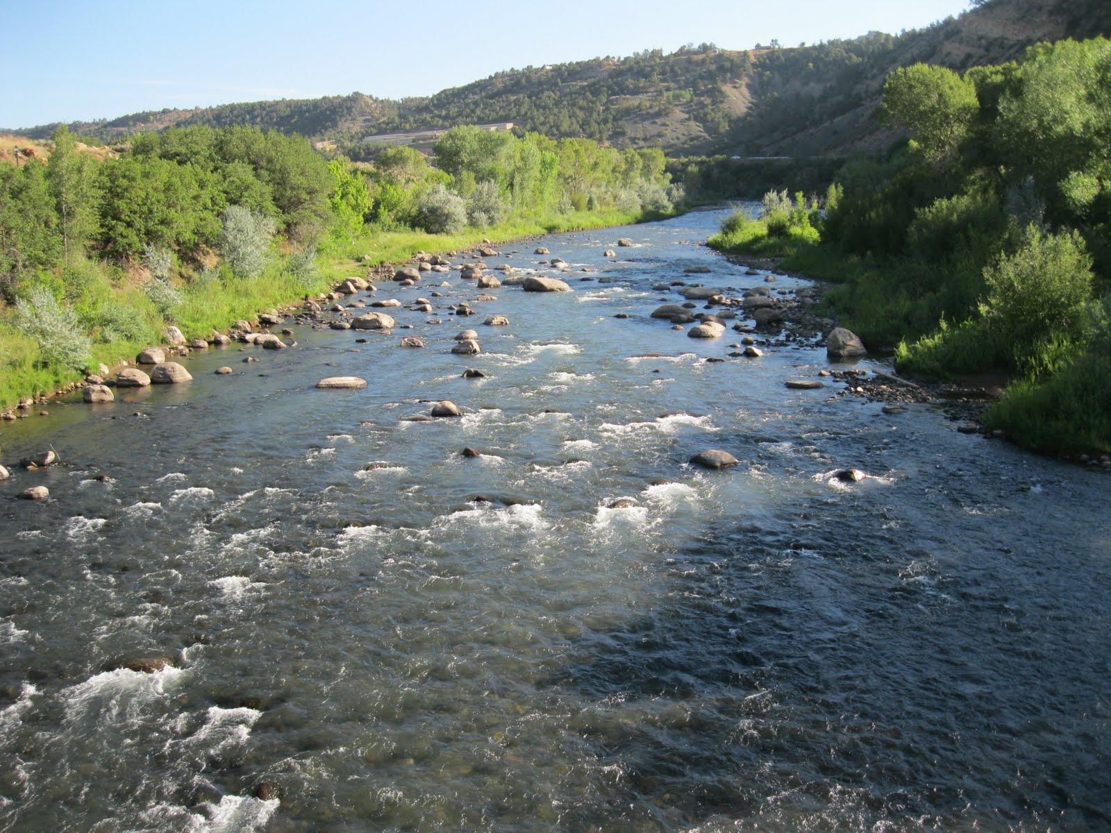 Four corners hikes dolores river valley colorado animas for Fishing in durango co
