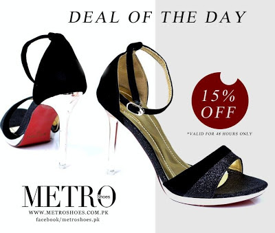 Formal High Heels Metro Shoes