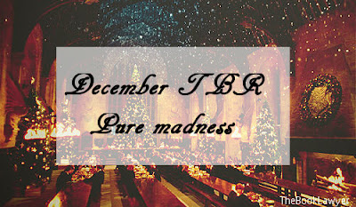 December TBR | Pure madness