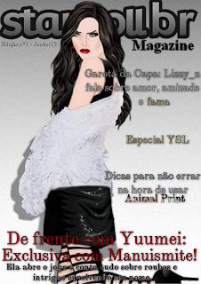 SDBRMag 1° edição