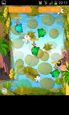Este juego de ranas es uno de los muchos de Juegos Gratis
