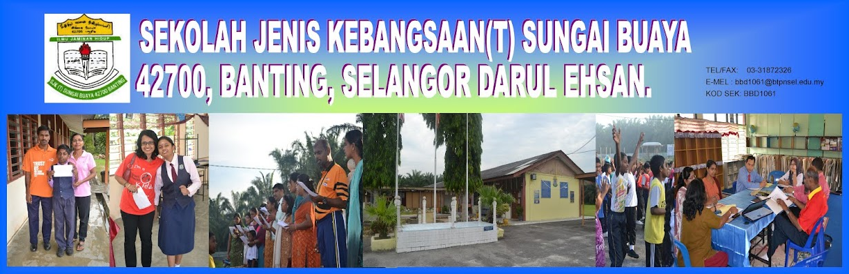 SJK(T) SUNGAI BUAYA