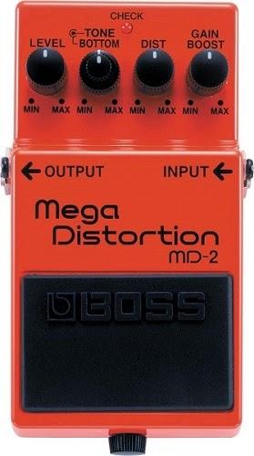 Best Distortion Pedals
