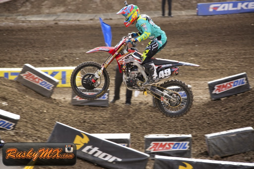 Jimmy Decotis Metlife SX 2015