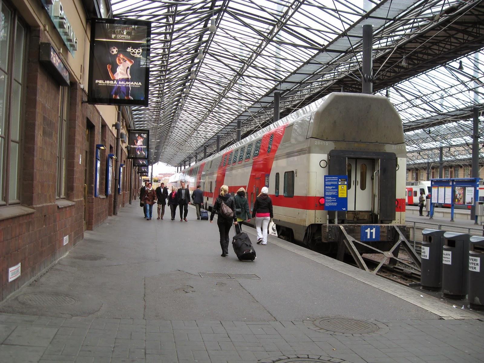 芬蘭中央車站