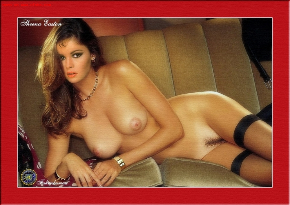 Sheena Easton Nude