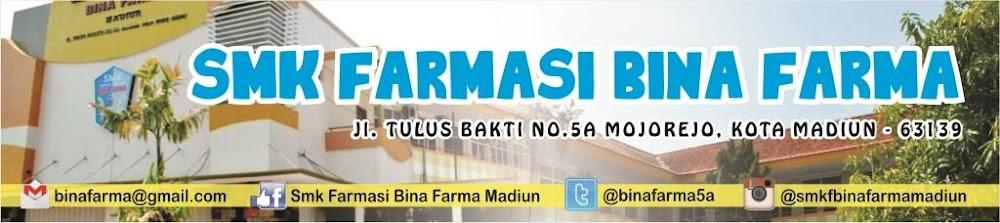 SMK FARMASI BINA FARMA - Berpacu Dalam Ilmu