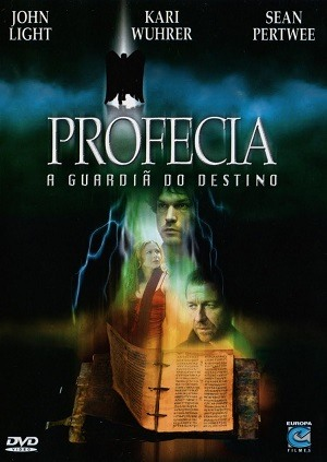 Profecia - A Guardiã do Destino - Anjos Rebeldes 4 Torrent Download  BluRay 720p