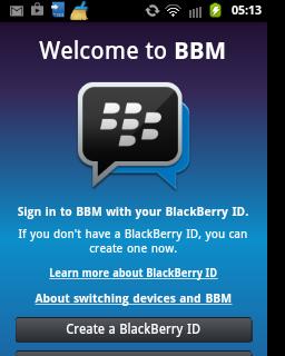 Download BBM Untuk Ginggerbread